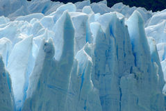 The Perito Moreno Glacier in Patagonia. Royalty Free Stock Photos