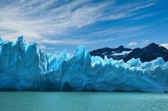 Perito Moreno glacier, patagonia, Argentina. royalty free stock photo