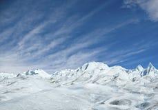 Perito Moreno glacier, patagonia, Argentina. Stock Images