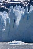 Perito Moreno Glacier - Patagonia - Argentina Arkivbilder