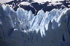 Perito Moreno Glacier - Patagonia - Argentina Arkivfoton