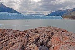 Perito Moreno Glacier, Patagonia Argentina Foto de Stock Royalty Free
