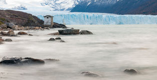 Perito Moreno Glacier, Patagonia - Argentina royaltyfri fotografi