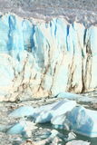 Perito Moreno glacier, Patagonia, Argentina. Royalty Free Stock Photo