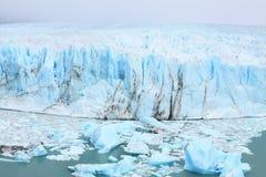 Perito Moreno glacier, Patagonia, Argentina. Stock Image