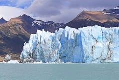 Perito Moreno glacier in Patagonia ,Argentina Royalty Free Stock Photography