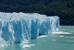 The Perito Moreno Glacier in Patagonia, Argentina. Stock Images