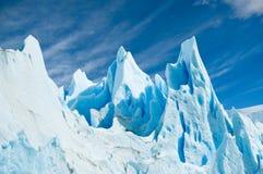 Perito Moreno glacier, patagonia argentina. Royalty Free Stock Photos