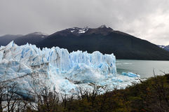 Perito Moreno Glacier - Patagonia, Argentina Fotografie Stock