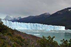 Perito Moreno Glacier - Patagonia, Argentina Immagini Stock