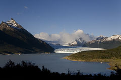 Perito Moreno Glacier - Patagonia - Argentina Stock Photos