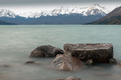 Perito Moreno Glacier, Patagonia - Argentinien Lizenzfreie Stockfotos