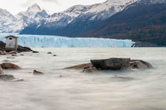 Perito Moreno Glacier, Patagonia - la Argentina Foto de archivo