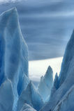 Perito Moreno. Glacier in Patagonia (Los Glaciares National Park), Argentina Royalty Free Stock Photo