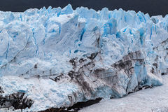 Perito Moreno Glaciar Argentina Royalty Free Stock Photos