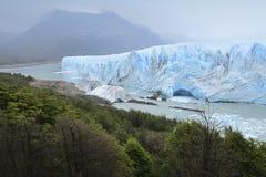 Perito Moreno glacier. Patagonian landscape. Argentina Stock Photography