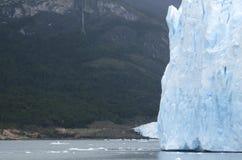 Perito Moreno glacier. Patagonian landscape. Argentina Stock Photos