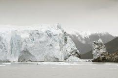 Perito Moreno glacier. Patagonian landscape. Argentina Royalty Free Stock Photo