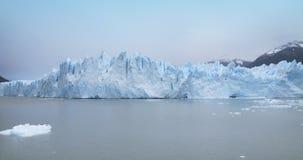 Perito moreno glacier. Patagonian landscape. Stock Image