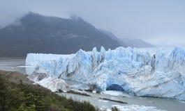 Perito Moreno glacier. Patagonian landscape. Argentina Royalty Free Stock Photos