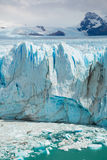 Perito Moreno Glacier. Spectacular view on the Perito Moreno Glacier in Los Glaciares National Park in Argentina Royalty Free Stock Image