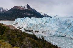 Perito Moreno glacier terminus Royalty Free Stock Photo