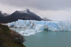 Perito Moreno Gletscher Lizenzfreies Stockbild