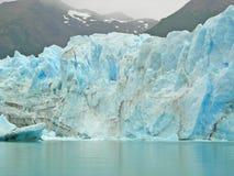 Perito Moreno Icefield Image libre de droits