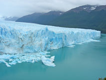 Perito Moreno Icefield Royalty Free Stock Photos