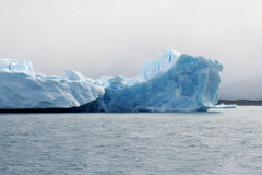 Perito Moreno lodowiec, Obrazy Royalty Free
