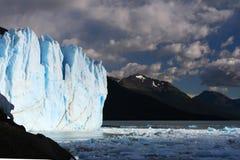 Perito Moreno lodowiec Zdjęcie Stock
