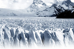 Perito Moreno lodowiec Obrazy Royalty Free
