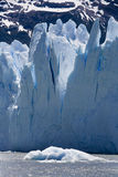 Perito Moreno lodowiec Argentyna - Patagonia - Obrazy Stock