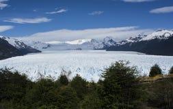 Perito Moreno lodowiec, El Calafate, Argentyna Zdjęcie Stock