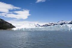 Perito Moreno lodowiec, El Calafate, Argentyna Zdjęcia Royalty Free
