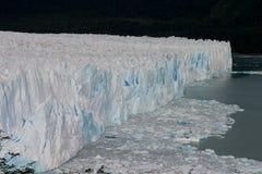 Perito Moreno lodowiec Zdjęcia Stock