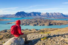 Perito Moreno Park royalty free stock photo