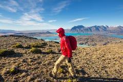 Perito Moreno Park fotografia stock libera da diritti