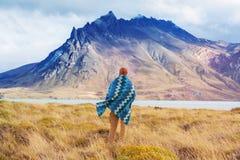 Perito Moreno Park immagine stock libera da diritti