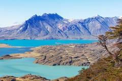 Perito Moreno Park foto de archivo libre de regalías
