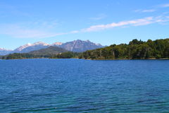 Perito Moreno See - Bariloche Lizenzfreies Stockbild