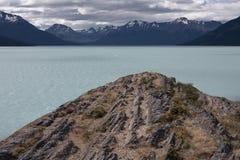 Perito Moreno. South America, Argentina, Pargue Nacional Los Glasiares, glacier Perito Moreno Stock Image