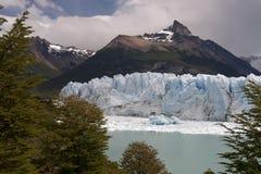 Perito Moreno. South America, Argentina, Pargue Nacional Los Glasiares, glacier Perito Moreno Royalty Free Stock Photography