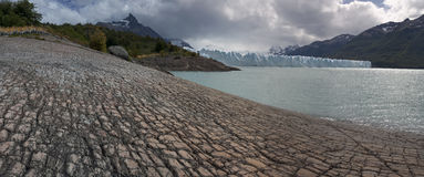 Perito Moreno. South America, Argentina, Pargue Nacional Los Glasiares, glacier Perito Moreno Stock Photography