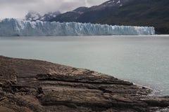 Perito Moreno. South America, Argentina, Pargue Nacional Los Glasiares, glacier Perito Moreno Royalty Free Stock Photo