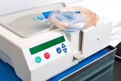 Peritoneal dialys Royaltyfria Bilder