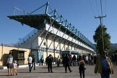 Perivolia Municipal Stadium, Chania Royalty Free Stock Photo