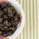 Periwinkle Curry,Local Foods of Thailand Royalty Free Stock Photography