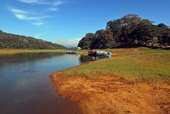 Periyar National Park Stock Photos