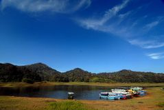 Periyar National Park and Wildlife Sanctuary Stock Photography